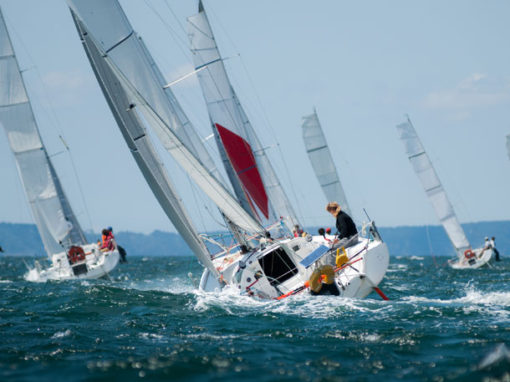 Queenscliff To Grassy Yacht Race